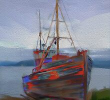 Beached Up by Robin Webb
