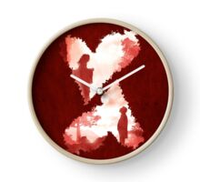 Secret Lovers Meet Clock