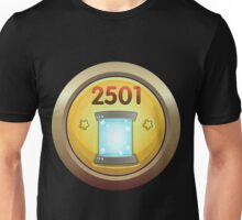 Wetdryvac Presents Glitch: achievement unlicensed teleporter z class Unisex T-Shirt