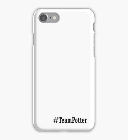 Team Potter iPhone Case/Skin