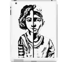 walking dead Clementine iPad Case/Skin