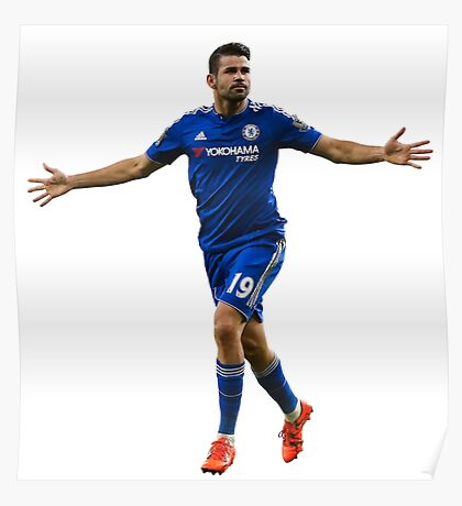 diego costa Poster