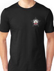 San Francisco Police T Shirt - California flag Unisex T-Shirt