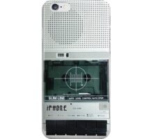 Retro Tape Recorder Phone Case iPhone Case/Skin