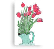 Springtime Tulips * Canvas Print