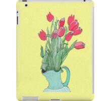 Springtime Tulips * iPad Case/Skin