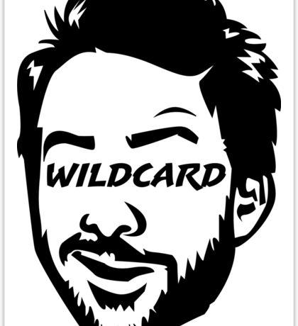 Wildcard Charlie Sticker