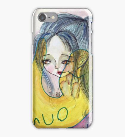 Blue Juneau Dreams iPhone Case/Skin
