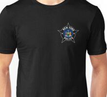 New York Police T Shirt - New York State flag Unisex T-Shirt