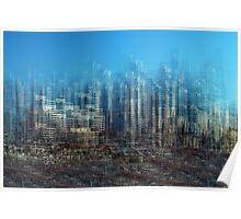 Urbanity: Fitzroy Carlton Poster