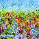 Aster Season by Regina Valluzzi