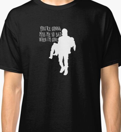 Walking Dead Daryl Dixon Beth Greene RIP bethyl Classic T-Shirt