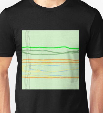 20170110 Pattern no. 8 Unisex T-Shirt