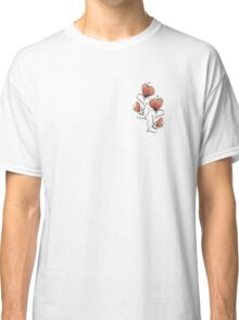 Coral flowers Classic T-Shirt