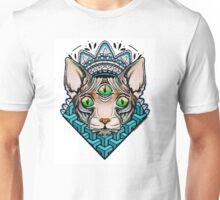 Radioactive Sphynx Cat Unisex T-Shirt