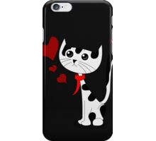 Love Cat iPhone Case/Skin
