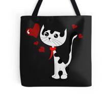 Love Cat Tote Bag