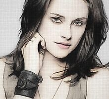 Kristen Stewart by Stock Image Folio