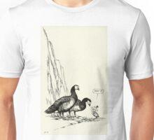Barnacle gosling Unisex T-Shirt