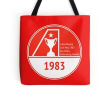 The Dons 1983 Tote Bag