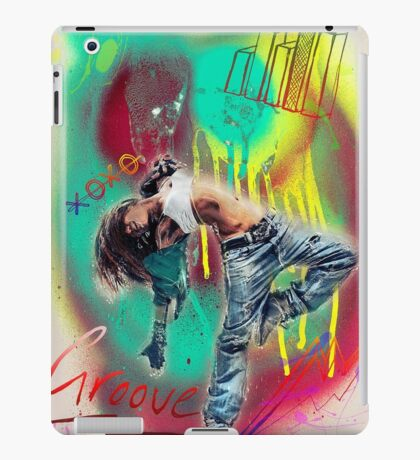 Street art graffiti iPad Case/Skin
