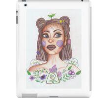 Earth Woman iPad Case/Skin