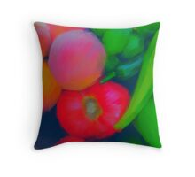 Fresh Today Throw Pillow