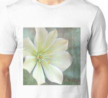 Large Flower. Unisex T-Shirt