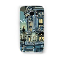 Opéra de Paris at Night Samsung Galaxy Case/Skin