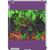 First Came The Grape iPad Case/Skin