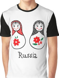 Russian dolls Graphic T-Shirt