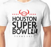 Houston Super Bowl LI Unisex T-Shirt