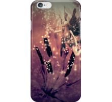 Fairy and flower iPhone Case/Skin