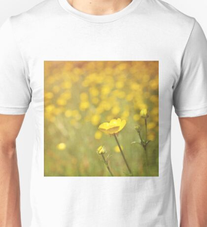 Buttercups. Unisex T-Shirt