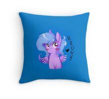 Moonshine-Brony Throw Pillow
