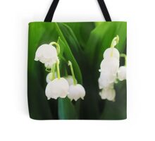 White Tears Tote Bag