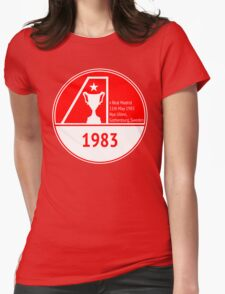 The Dons 1983 Womens Fitted T-Shirt