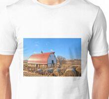 Red Roof Inn Unisex T-Shirt