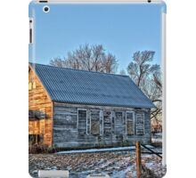 Grundy Country Education iPad Case/Skin