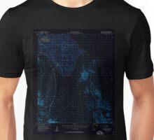 USGS TOPO Map California CA Bristol Lake 296914 1956 62500 geo Inverted Unisex T-Shirt