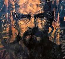 Walter White by David Atkinson