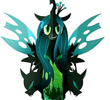 Queen of the Changelings by TornadoTwist