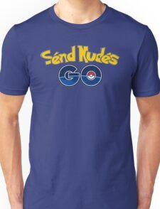 Send Nudes GO! Unisex T-Shirt