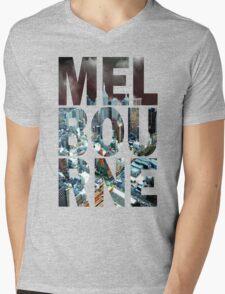 Melbourne Mens V-Neck T-Shirt