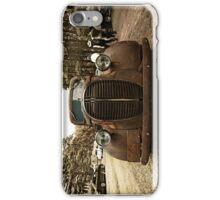 1932 Ford Pickup Rat Rod iPhone Case/Skin