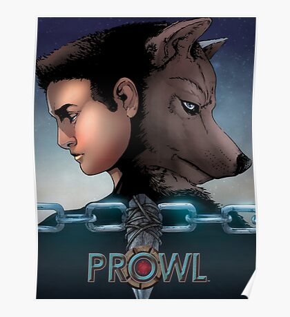 Prowl Issue 1 Cover Art Poster