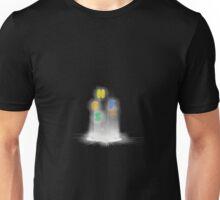 Glitch Alchemy alphabet sauce Unisex T-Shirt