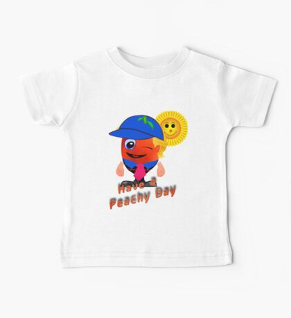 Have a peachy day Baby Tee