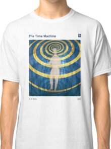 The Time Machine - H. G. Wells Classic T-Shirt
