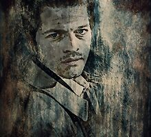 Castiel by David Atkinson
